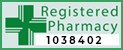 GPhC Registered Pharmacies logo